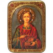 Святому великомученику и целителю Пантелеимону молитва вторая, наедине от лица болящего читаемая