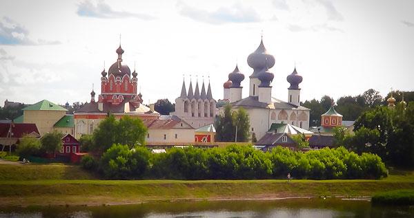 Успенский монастырь - Тихвин