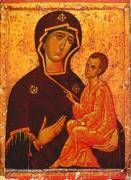 История Тихвинской иконы Божией Матери