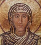 История иконографии иконы Божией Матери «Нерушимая стена»