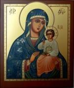 Чудотворная почитаемая икона Богородицы «Неувядаемый цвет»