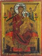 История иконы Богородицы «Всецарица»: молитва, о чём молятся и где она находится