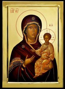 Рукописная икона Арсаниотиса купить с доставкой