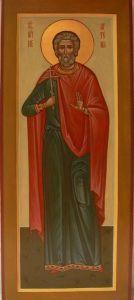 Рукописная икона Артем (Артема) Кизический купить с доставкой