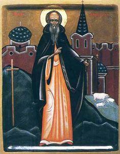 Рукописная икона Святой Брэннок Браунтонский купить с доставкой