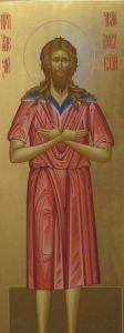 Мерная икона Алексий Человек Божий купить с доставкой