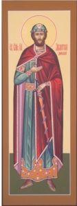 Мерная икона Дмитрий Донской купить с доставкой