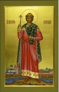 Мерная икона Игорь Черниговский