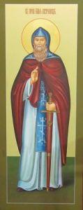 Мерная икона Илья (Илия) Муромец купить с доставкой