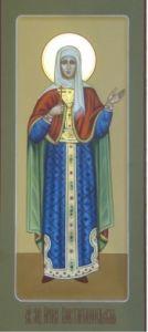 Мерная икона Ирина Константинопольская купить с доставкой