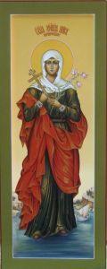 Мерная икона Ника (Вероника) купить с доставкой