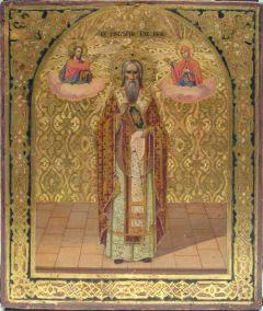 Рукописная икона Диодор Юрьегорский