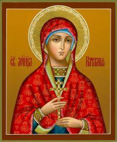 Рукописная икона Наталия мученица купить с доставкой