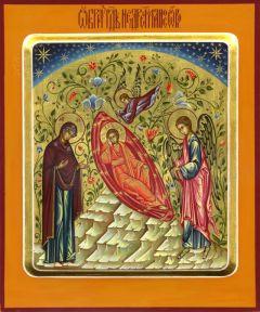 Рукописная икона Божией Матери Недреманое Око купить с доставкой