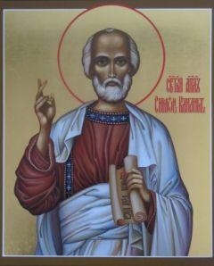 Рукописная икона Симон Кананит купить с доставкой