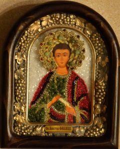 Икона бисером Филипп Апостол купить с доставкой