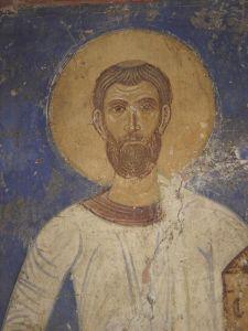 Рукописная икона Аифал Персидский купить с доставкой
