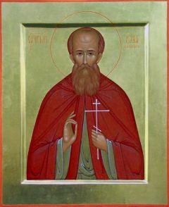 Рукописная икона Иона Луховицкий Санков купить с доставкой