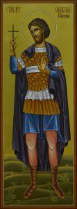 Мерная икона Севастиан Римский купить с доставкой