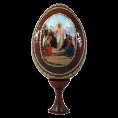 Пасхальное яйцо Воскресение Господне купить с доставкой