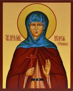 Икона Мария Грошева Преподобномученица купить с доставкой