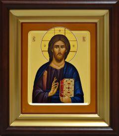 Рукописная икона Спас Пантократор  купить с доставкой