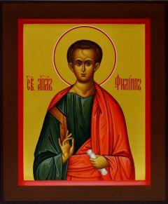 Рукописная икона Филипп Апостол 2