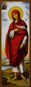 Мерная икона Праматерь Ева