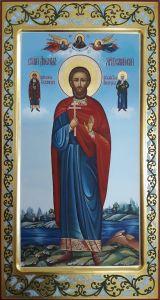 Мерная икона Диомид Кесарийский