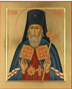 Рукописная икона Святой Антоний Смирницкий
