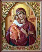 Икона Феодоровской Божьей Матери