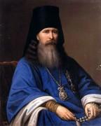 Рукописная икона Архимандрит Алексий Пшеницын