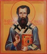 Рукописная икона Григорий Просветитель Армении