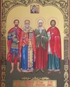 Рукописная семейная икона 6