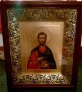 Рукописная икона Диомид
