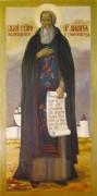 Рукописная икона Макарий Желтоводский