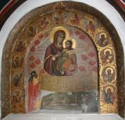 Рукописная икона Македонитисса