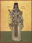 Рукописная икона Марк Митрополит