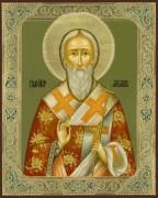 Рукописная икона Святой Александр Адрианопольский