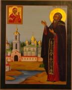 Рукописная икона Михаил Клопский