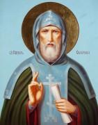Рукописная икона Павел Обнорский