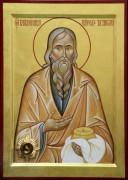 Рукописная икона Павел Таганрогский