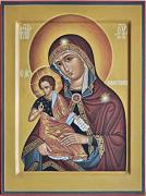 Рукописная икона Палестинская