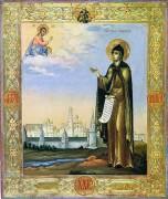 Рукописная икона Параскева Ржевская