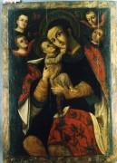 Рукописная икона Пасовская Цареградская