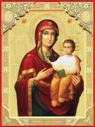 Рукописная икона Ржавская Иржавецкая Полтавская