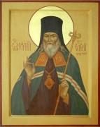 Рукописная икона Софроний Иркутский