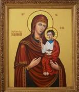 Рукописная икона Теребовльская Теребовлянская