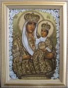 Рукописная икона Фальковичская