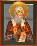 Рукописная икона Ермоген (Гермоген) Патриарх Московский